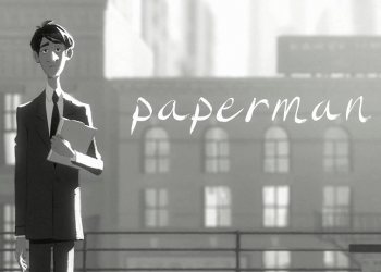 Paperman - Full Animated Short Film