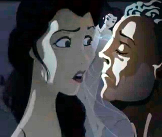 Walt Disney si Salvador Dali - Destino