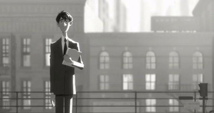 Paperman Disney