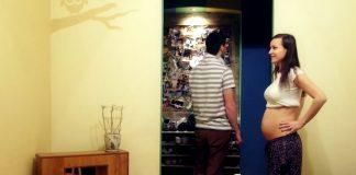 video creativ despre sarcina