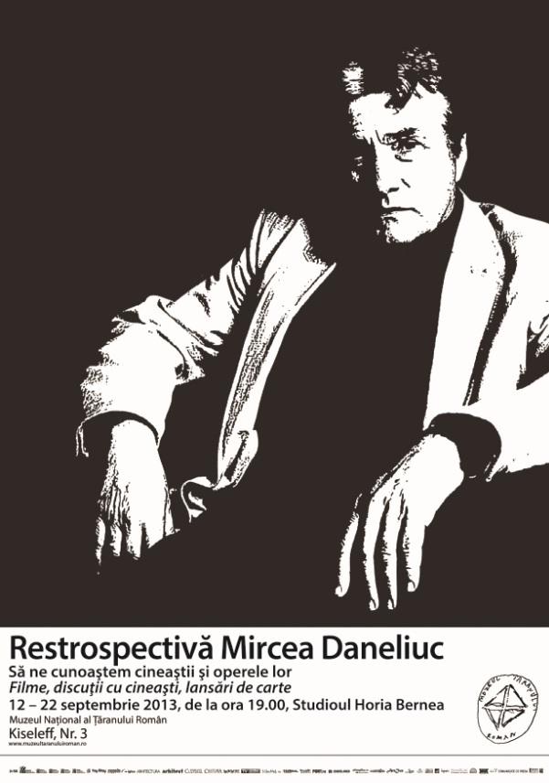 retrospectiva Mircea Daneliuc