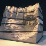 sculptura in carti