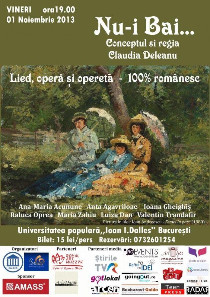 sarbatoarea muzicii clasice romanesti