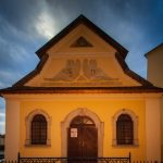 capela construita din oase umane