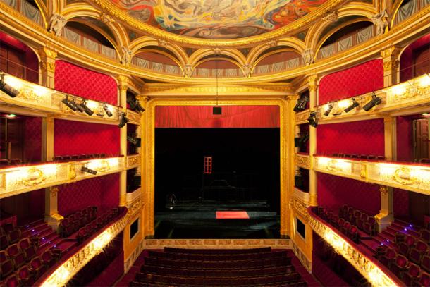 teatre din paris