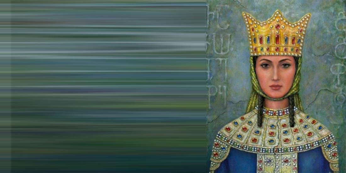 Sfânta Tamar, regina Georgiei
