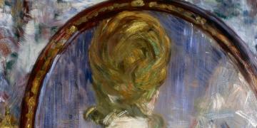 Imagine in imagine: motivul oglinzii in pictura lui E. Manet