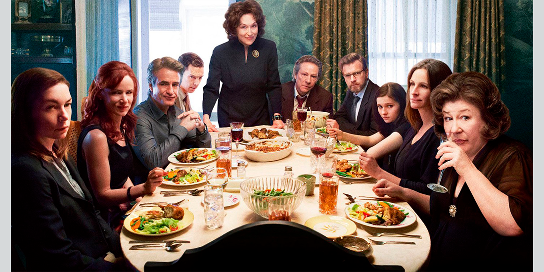 August Osage County, cronica de film