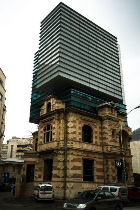 Sediul Uniunii Arhitectilor din România