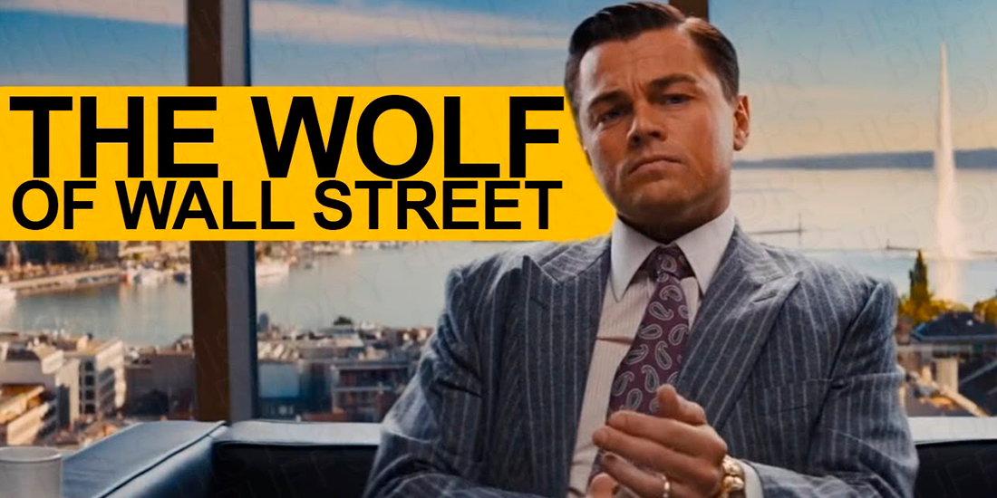 The Wolf of Wall Street, cronica de film