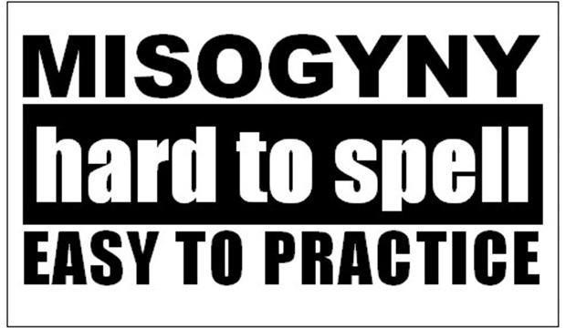 misoginismul