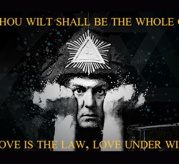 Aleister Crowley - parintele divertismentului New Age