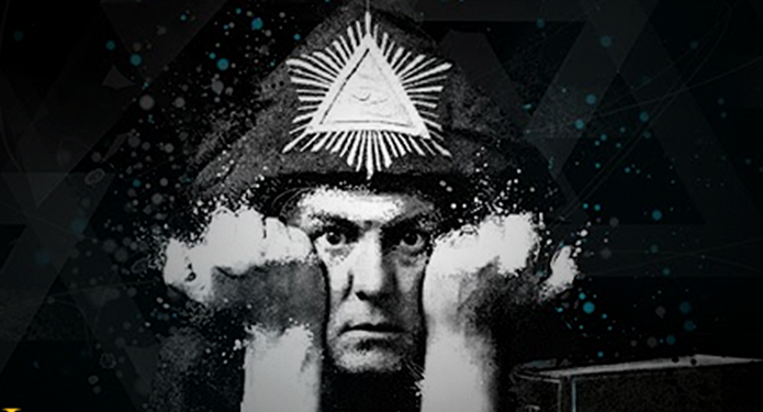 Aleister Crowley - parintele divertismentului New Age