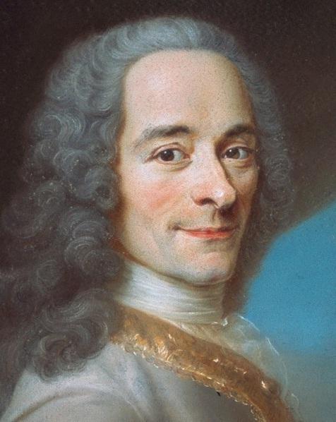 Literatura universala Voltaire