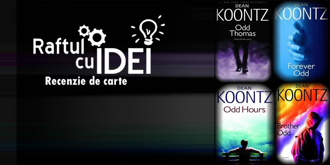 Recenzie Odd Thomas - Koontz
