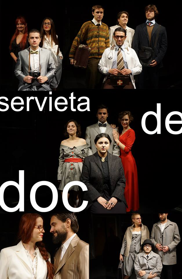 servieta de doc