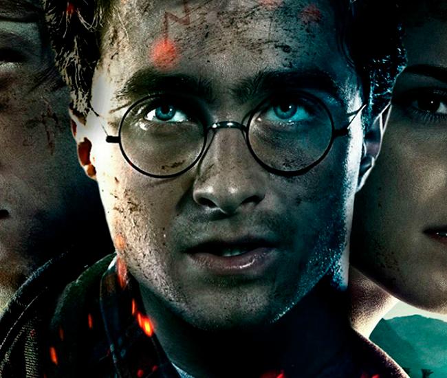 Harry Potter. Povestea pentru oameni mari. Invers.