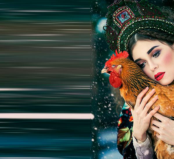 Basmele prind viata prin magicele fotografii ale rusoaicei Margarita Kareva. Fotografie