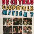 de ce trag clopotele, Mitica
