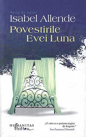 Povestirile Evei Luna - Isabel Allende