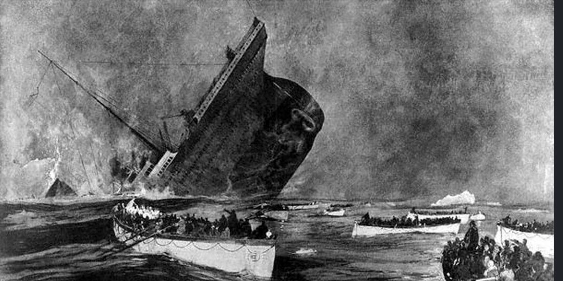 Femeia care a supravietuit celor trei naufragii ale navelor surori Titanic, Britannic si Olympic