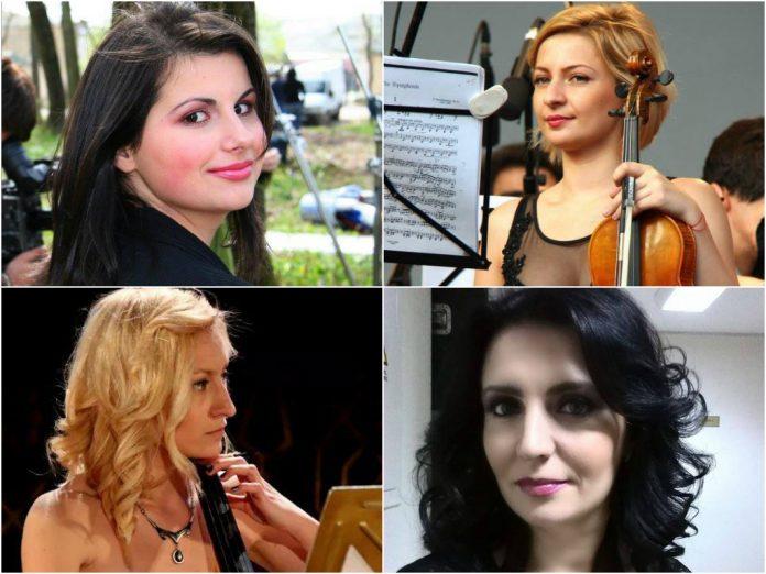 Concert Symphactory Strings Quartet