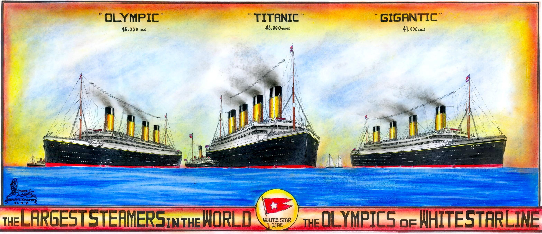 Violet Jessop - Olympic, Titanic, Gigantic