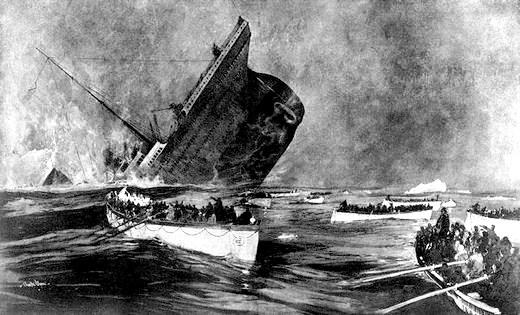 Violet Jessop - Titanic