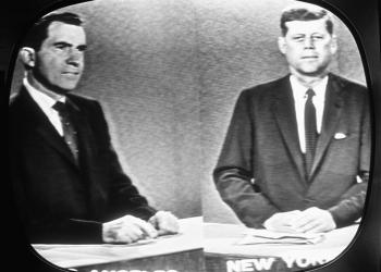 Kennedy vs. Nixon: prima dezbatere electorala televizata din istorie