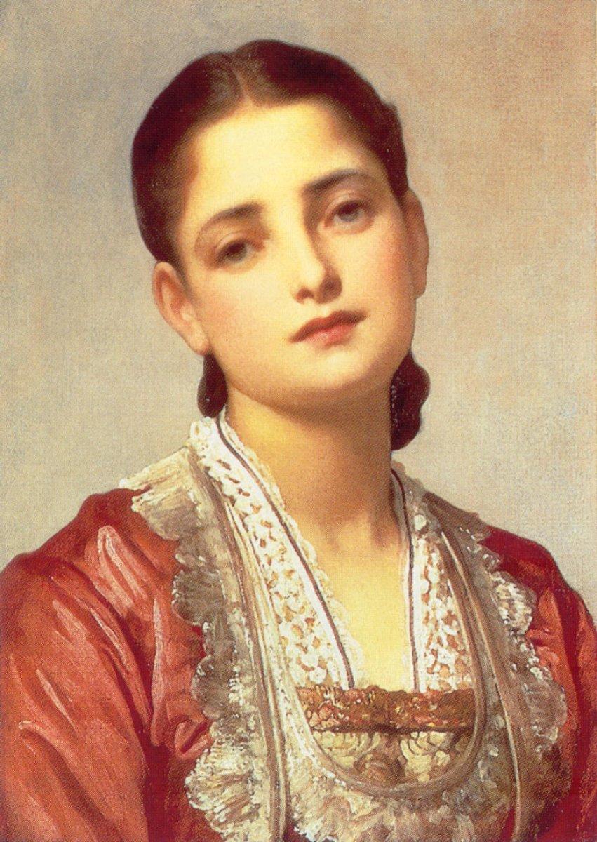 """Marie Duplessis - muza operei """"Dama cu camelii"""""""