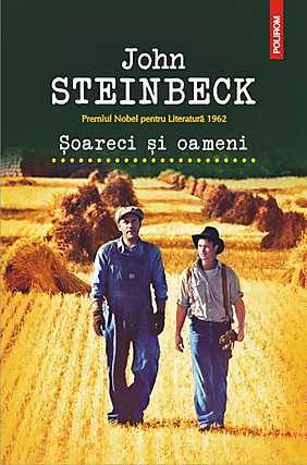 soareci si oameni - Steinbeck