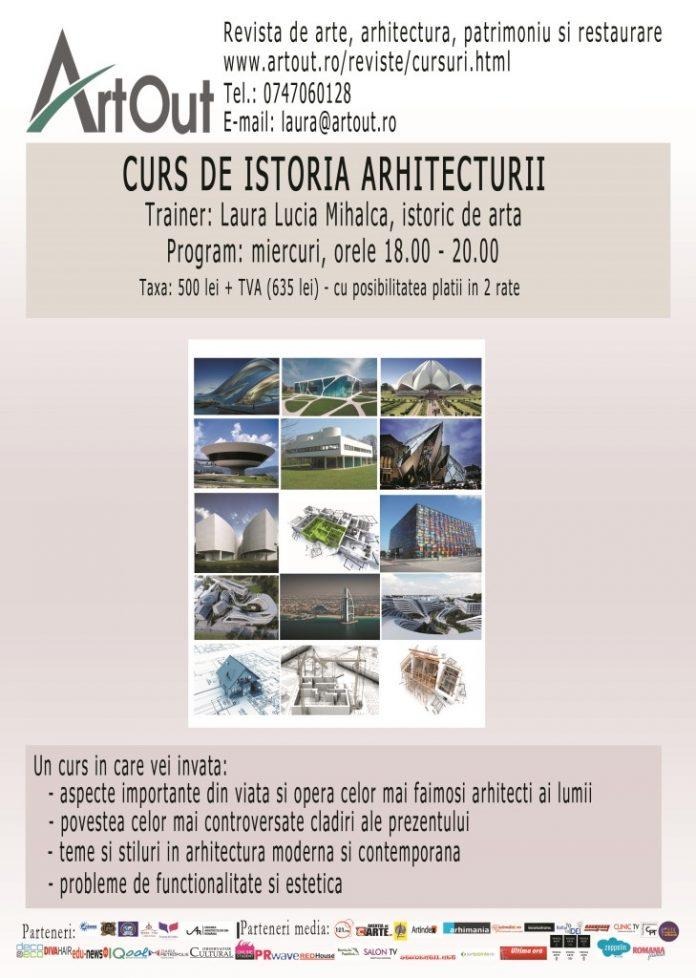 curs istoria arhitecturii Art Out
