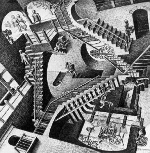 fenomene stranii ale mintii - l'esprit de l'Escalier