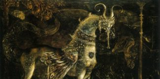 Who Art Thou White Face?, Leonora Carrington, 1959