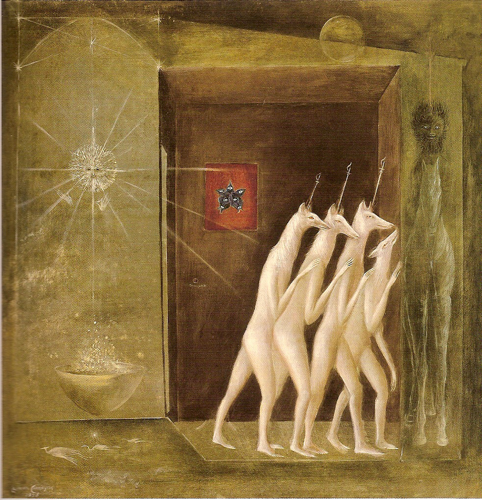 The 4706th Floor, Leonora Carrington, 1958