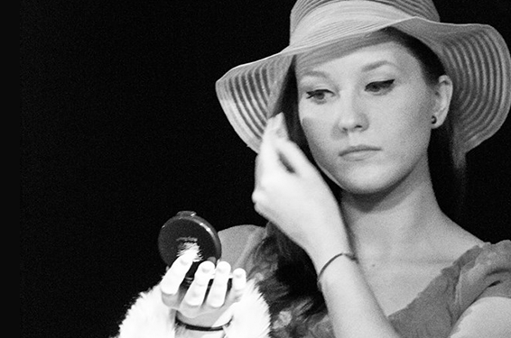 Profil de artist - actrita Claudia Ene