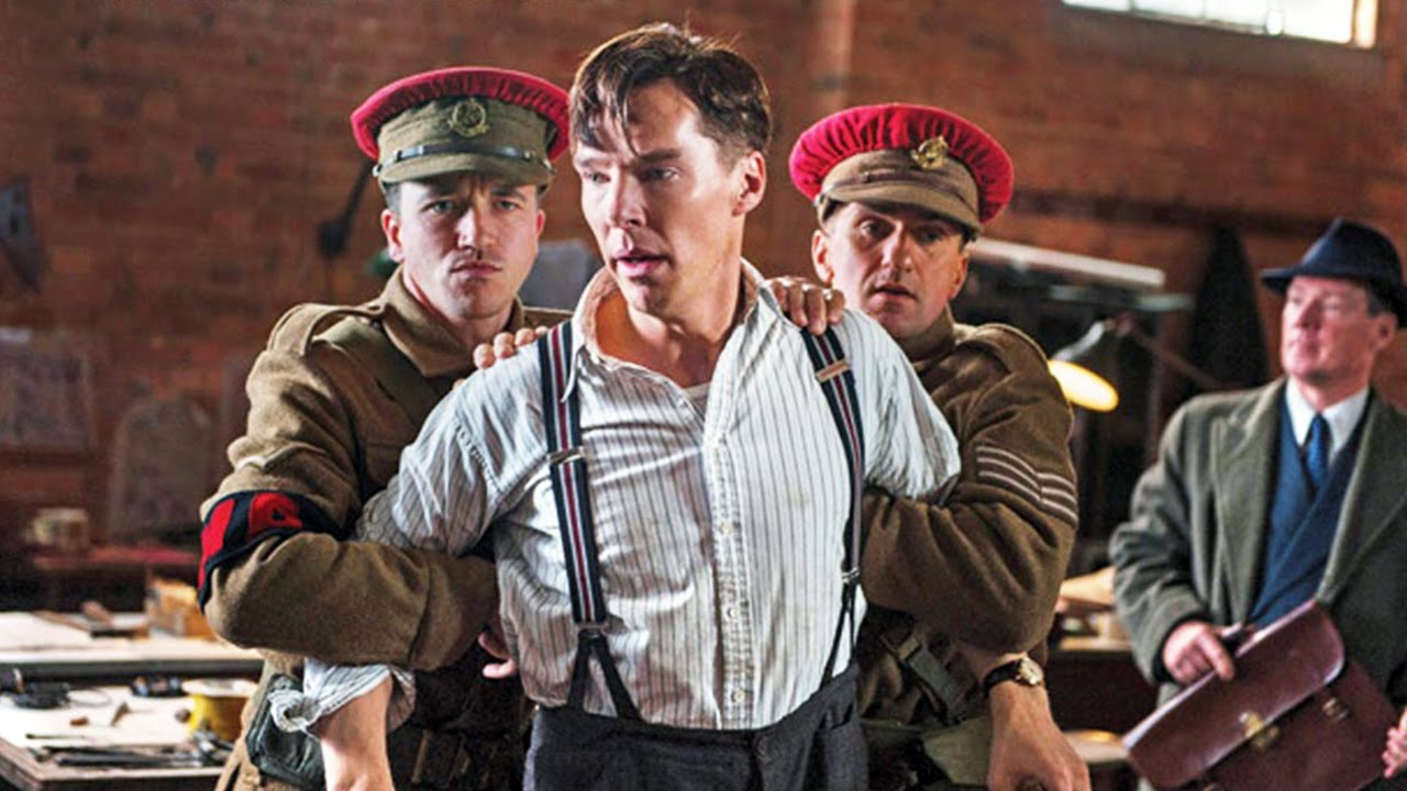 The Imitation Game - Oscar 2015