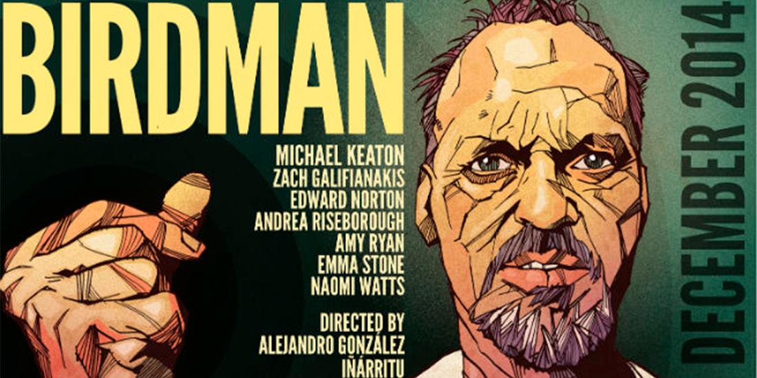 Birdman cronica film Oscar 2015
