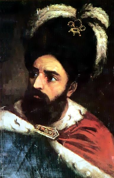 Ioan Voda cel Viteaz - istorie