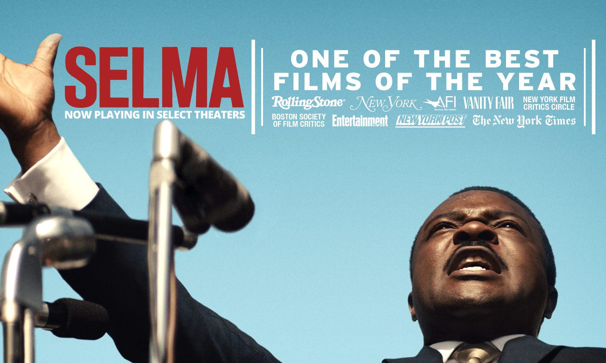 Selma - recenzie film