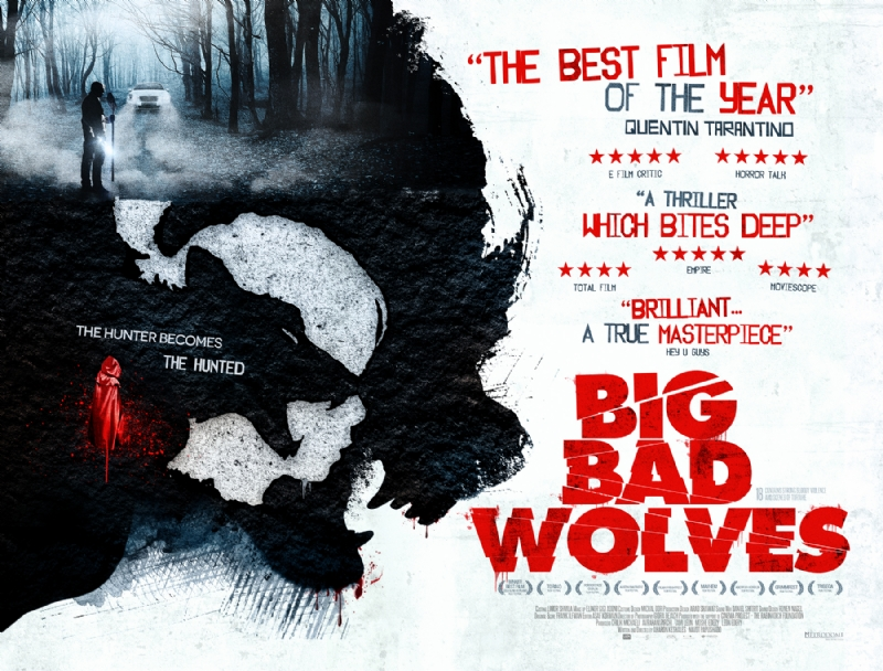 Big Bad Wolves - recenzie film