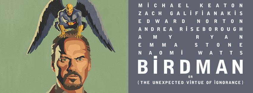 recenzie film Birdman