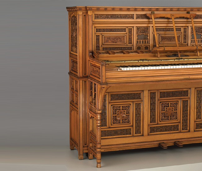 instrumente muzicale transformate in arta vizuala