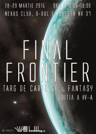 Final Frontier, targ de carte SF & Fantasy