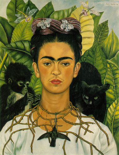 Frida Kahlo - artisti cu dizabilitati
