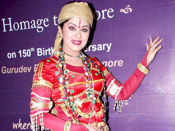 Sudha Chandran - artisti cu dizabilitati