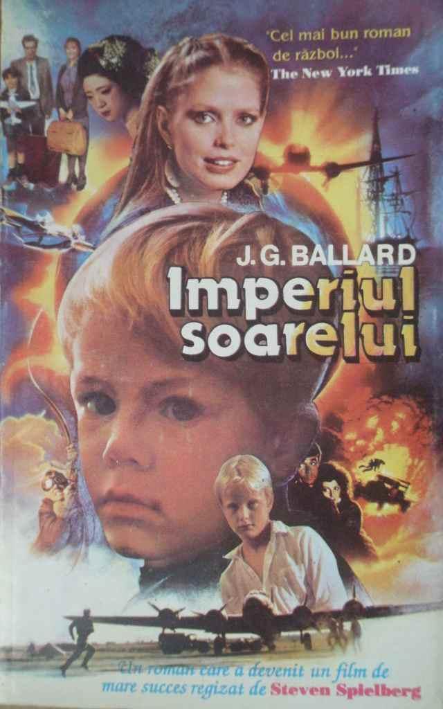 Imperiul soarelui - J. G. Ballard - recenzii de carte