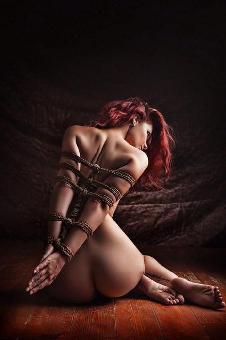 shibari, BDSM, erotic, kinbaku, rope bunny, bondage