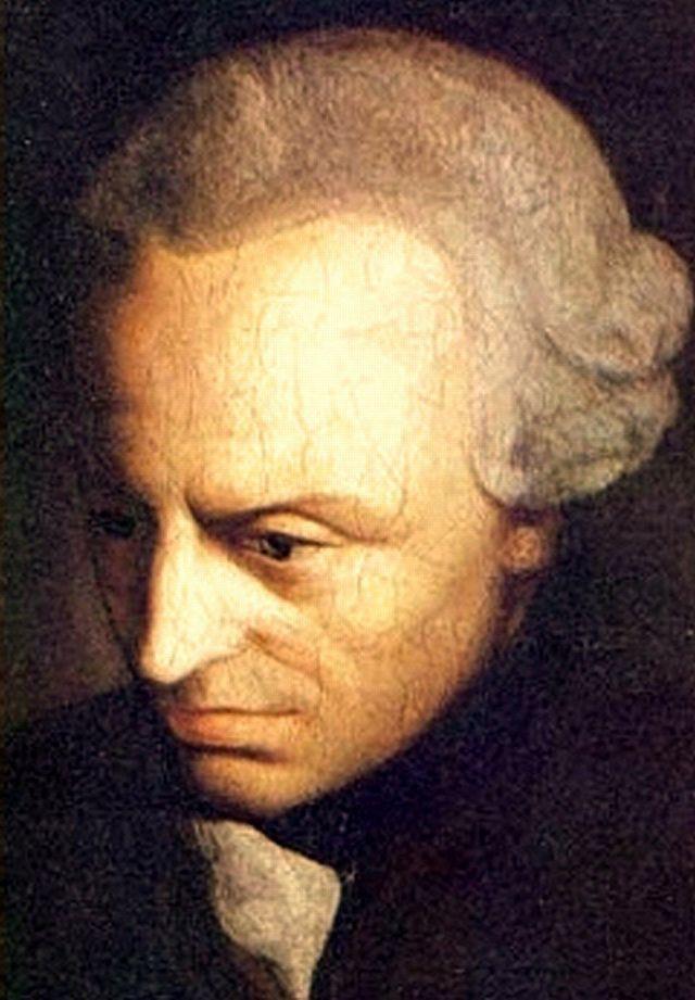 Immanuel Kant - problema tramvaiului