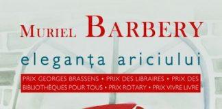 Eleganta ariciului de Muriel Barbery